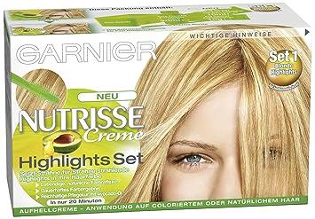 Strähnen helle Hellste blondierung