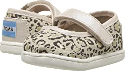 TOMS Kids Mary Jane Flat (Infant/Toddler/Little Kid)