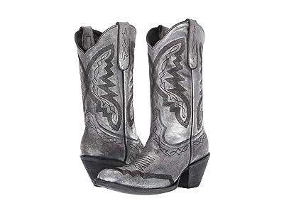 Old Gringo Peyton (Silver) Cowboy Boots