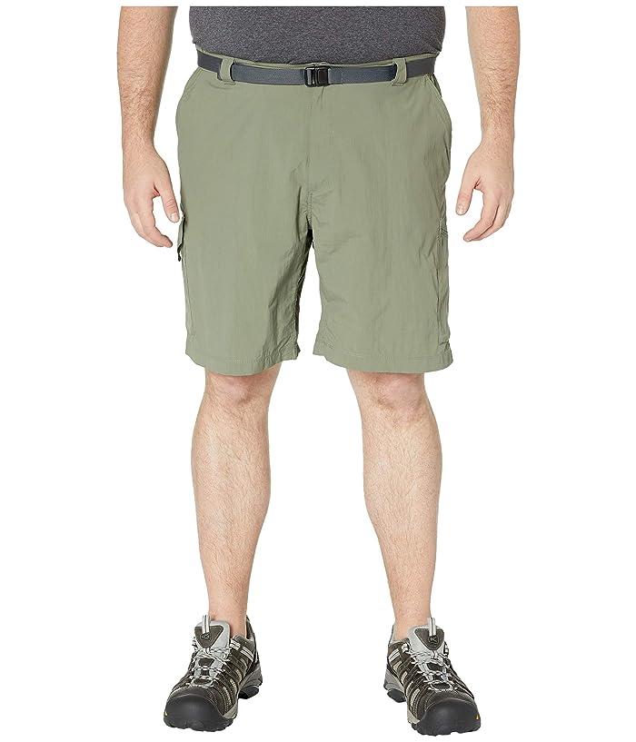 Columbia Big Tall Silver Ridge Cargo Short (42-54) (Cypress) Men