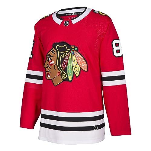 db79e3efa adidas Marian Hossa Chicago Blackhawks Authentic Home NHL Hockey Jersey