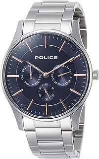 [ポリス]POLICE 腕時計 COURTESY PL.14701JS/03MA メンズ 【正規輸入品】