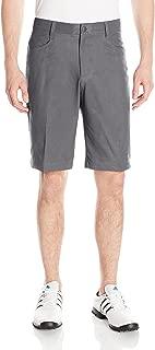 adidas Golf Men's Adi Ultimate Twill Shorts