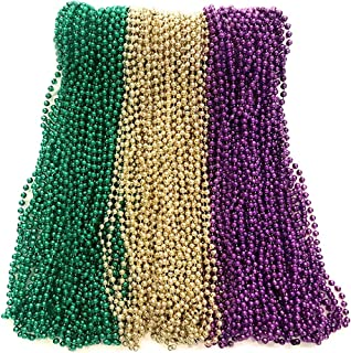 Best purple green and gold beads Reviews