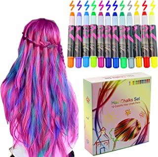Best using hair chalk on dark hair Reviews