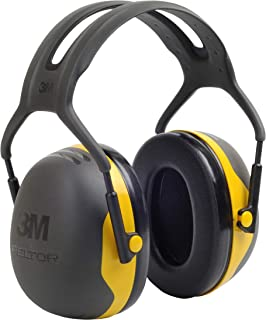 3M Peltor X2A Over-the-Head Ear Muffs, Noise Protection, NRR 24 dB, Construction,..