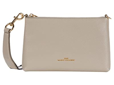 Marc Jacobs The Swifty Crossbody (Cement) Handbags