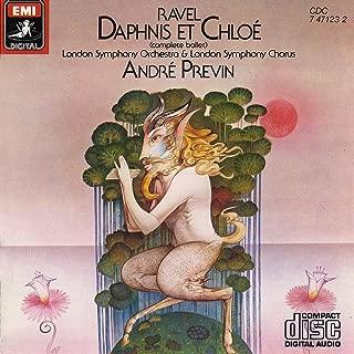 Ravel: Daphnis & Chloe (Complete Ballet) (EMI)
