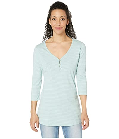 Toad&Co Tamaya Tres Tunic (Aquifer Mini Stripe) Women