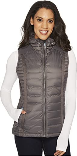 Spyfire Hooded Vest