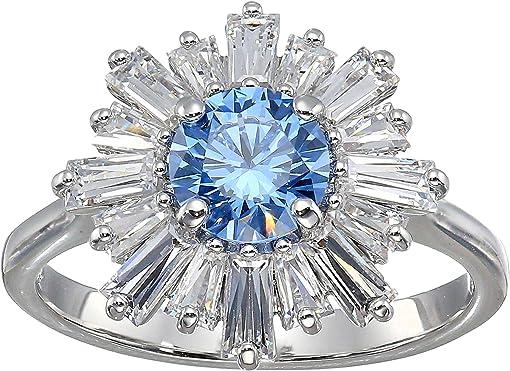 CZ Fancy Light Blue