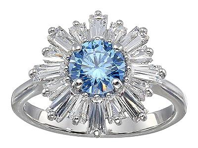 Swarovski Sunshine Ring (CZ Fancy Light Blue) Ring