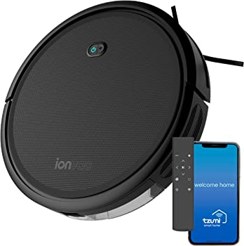 IonVac Powerful (2000Pa Suction) Wi-Fi Connected Robot Vacuum