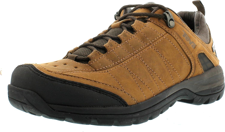 Teva Kimtah Hiking shoes Ladies Event, Leather Brown