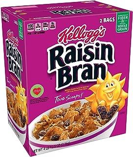 Kellogg's Raisin Bran Crunch (78.5 oz. 2 Bags)