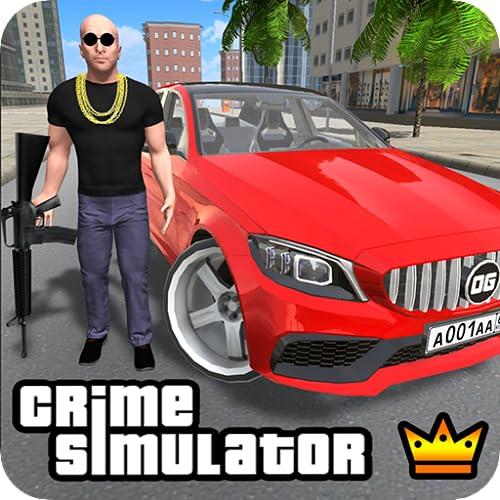 Crime Sim Shooting Game 3D