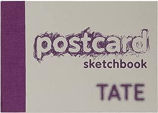A6 Postcard Sketchbook Purple by Tate Enterprises Ltd (28-Mar-2013) Hardcover