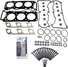 Head Gasket Set Bolt Kit Fits: 05-10 Ford Mustang 4.0L V6 SOHC 12v VIN N/Cu. 245