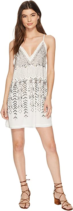 Free People Arizona Night Slip Dress