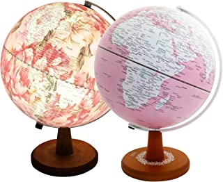 Best pink globe of the world Reviews