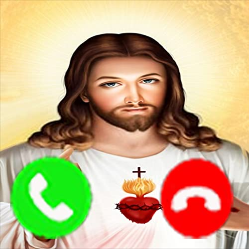 Jesus Fake Call Prank and Texting ( Fake Jesus Christ Joke SMS and Messages)