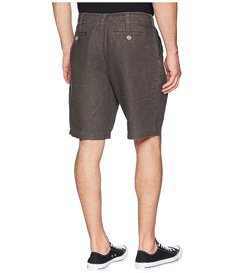 Cheap 100% Guaranteed Discount 100% Original True Grit Sunset Linen Drawstring Chino Shorts Brown Sale Visa Payment Cheap Sale Fashionable XFQSCI