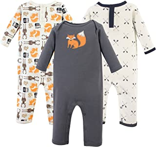 Unisex Baby Cotton Coveralls