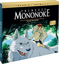 Princess Mononoke Collector's Edition (Bluray/CD/Book)
