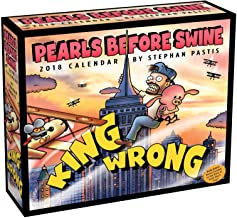Pearls Before Swine 2018 Day-to-Day Calendar