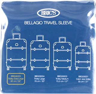 Bric's USA Luggage Model: COVER_BELLAGIO  Size: transparent cover BBG 32