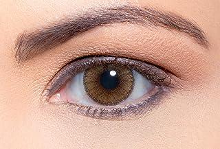 Solotica Natural Colors Avela - lentillas de colores anuales sin doprtías - 1 par (2 undidades)