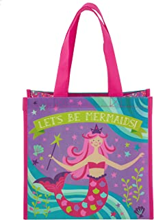 Mermaid Bag Personalized \u2022 Mermaid Tote Bag \u2022 Mermaid Party Favor Bag \u2022 Mermaid Beach Bag \u2022 Mermaid Pool Bag \u2022 Mermaid Birthday Gift Bag