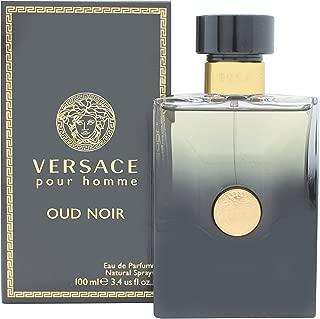 Versace Pour Homme Oud Noir By Versace 3.4 oz Eau De Parfum Spray for Men