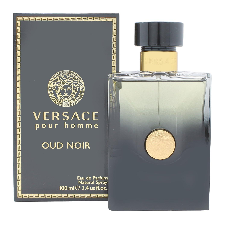 Versace Pour Homme Long Beach Mall Limited price sale Oud Noir By Spra Eau 3.4 Parfum oz De
