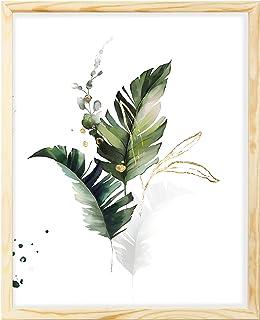 Marco de fotos grande Postergaleria | 30x40 | Eko | Madera | 8 colores | Diferentes Tamaños | Marcos de póster
