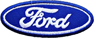 FORD Motors Trucks Vehicles Cars Vintage Racing Patch Sew Iron on Logo Embroidered Badge Sign Emblem Costume BY Dreamhigh_...