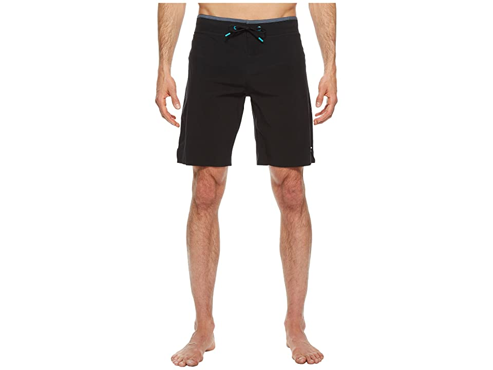 Speedo HydroVent Elite Boardshorts (Speedo Black) Men