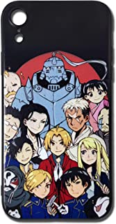 Full Metal Alchemist Cell Phone Cases & Covers for iPhone XR