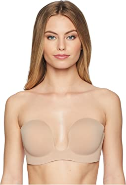 Voluptuous U Plunge Backless Strapless Bra