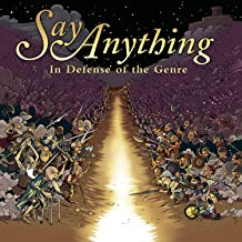 say anything in defense of the genre