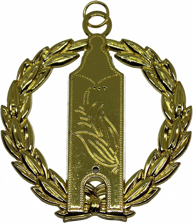 Masonic Collar Grand Lodge Jewel - Junior Warden