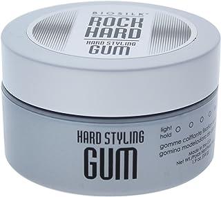 Biosilk Rock Hard Hair Styling Gum, 1.9 Ounce