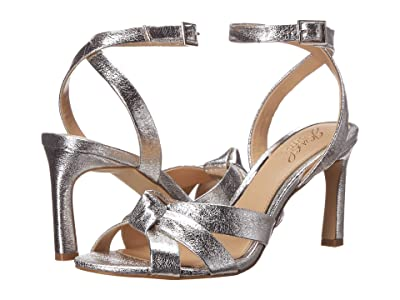Jewel Badgley Mischka Rhonda (Silver) Women