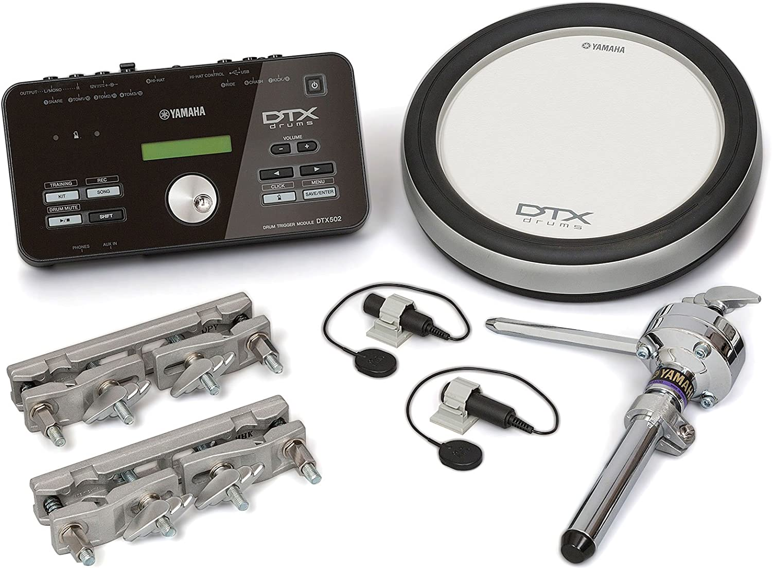 Yamaha DTX Hybrid Electronic Virginia Beach Mall Drum Pack Module with Quantity limited DTX502 XP80