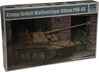Trumpeter 1/35 German Krupp/Ardelt 88mm Pak 43 Waffentrager Weapons Carrier