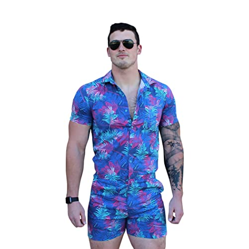 dc064b9620c4 Zesties Men s Romper Original Male Romper