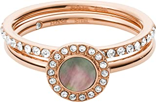 Fossil Aros Mujer acero inoxidable - JF02954791-7