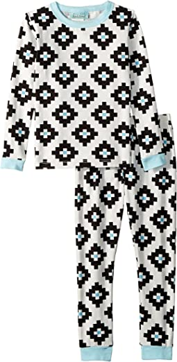 Long Sleeve Two-Piece Set (Toddler/Little Kids)