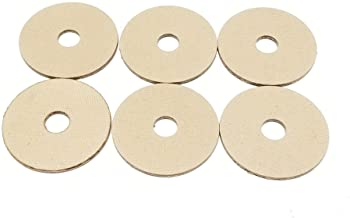 6 Hard Fiber Washers, for Grasshopper Part Number 421200