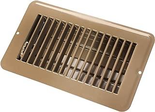 JR Products 02-28975 Dampered Floor Register - 4